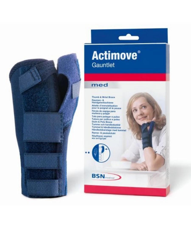 Actimove Gauntlet, бандаж для иммобилизации лучезапястного сустава