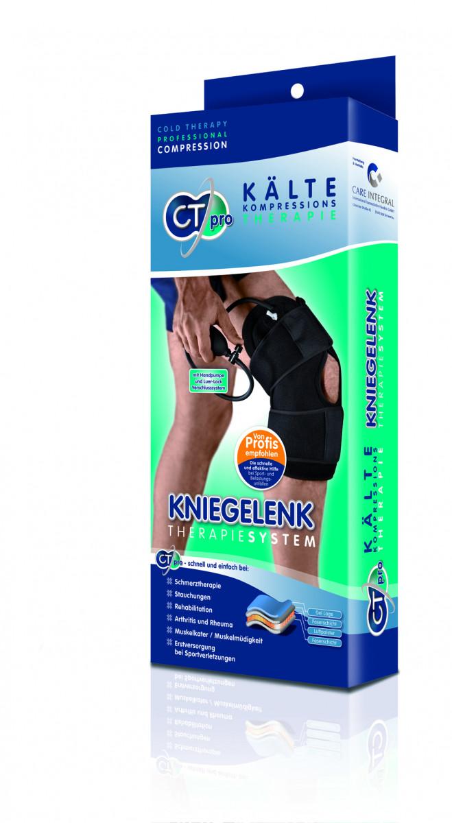 Криотерапия колена CT-Pro